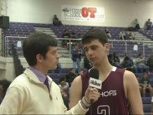 Postgame Interview: Kevin Quinn (Dec. 30, 2015)