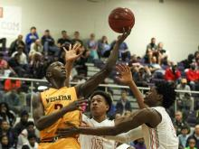 Boys Basketball: Wesleyan Christian vs. Cypress Lakes (Dec. 30, 2015)