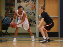Boys Basketball: Rolesville vs. Orange (Nov. 19, 2016)