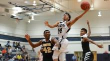 Boys Basketball: Knightdale vs. East Chapel Hill (Nov. 19, 2016)