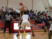 Boys Basketball: Apex vs. Sanderson (Nov. 21, 2016)