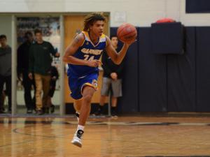 Boys Basketball: Garner vs. Northwest Guilford (Dec. 3, 2016)