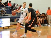 Boys Basketball: Orange vs. Millbrook (Dec. 3, 2016)