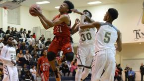 Boys Basketball: Rolesville vs. Knightdale (Dec. 8, 2016)