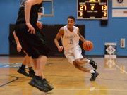 Boys Basketball: Green Hope vs. Panther Creek (Dec. 13, 2016)