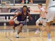 Boys Basketball: Broughton vs. Millbrook (Dec. 16, 2016)