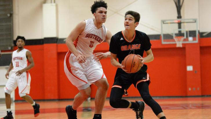 Boys Basketball: Orange vs Southern Durham (Dec. 20, 2016_