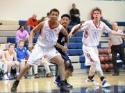 Boys Basketball: Sanderson vs. Rocky Mount (Dec. 27, 2016)