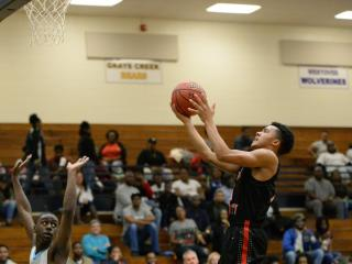 BBB: Hoke County vs Overhills (Dec. 28, 2016)