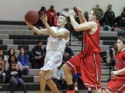 Boys Basketball: Middle Creek vs. South Granville (Dec. 30, 2016)