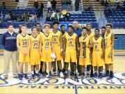 Boys Basketball: Cape Fear vs. E.E. Smith (Dec. 30, 2016)