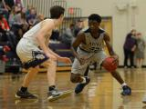 Boys Basketball: Heritage vs. Broughton (Jan. 13, 2016)