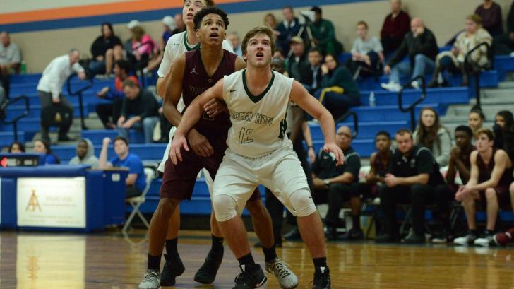 Boys Basketball: Wakefield vs. Green Hope (Jan. 16, 2017)