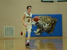 Boys Basketball: Heritage vs. Apex (Jan. 16, 2017)