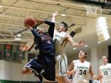 Boys Basketball: Voyager Academy vs. Cardinal Gibbons (Jan. 18,