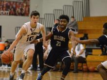 Boys Basketball: Hillside vs. East Chapel Hill (Jan. 20, 2017)