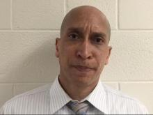 Hillside boys basketball head coach Thurman Jordan