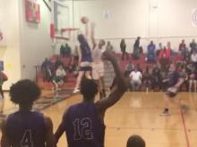 Carson McCorkle dunk