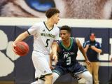 Boys Basketball: Leesville Road vs. Millbrook (Feb 7,  2017)