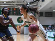 Northern Durham at Cardinal Gibbons - Girls Basketball - Feburar