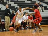 Boys Basketball: Middle Creek vs. Panther Creek (Feb. 13, 2017)