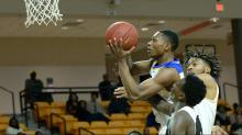 IMAGES: Boys Basketball: Knightdale vs. Garner (Feb. 16, 2017)
