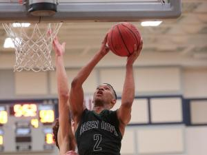 Boys Basketball: Green Hope vs. Cary (Feb. 17, 2017)