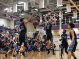 Cap 8 Boys Basketball Championship at Broughton High School - Fe