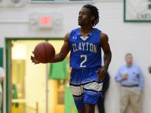 Boys Basketball: Clayton vs. Cary (Feb. 21, 2017)
