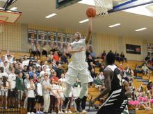 Boys Basketball: Knightdale vs. Green Hope (Feb. 21, 2017)
