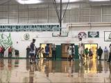 Raw: Clayton upsets Cary with last-second free throws