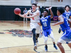 Boys Basketball: Triton vs. Orange (Feb 25,  2017)