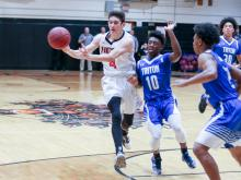 Boys Basketball: Triton vs. Orange (Feb 25,  2017)