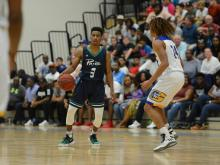 Boys Basketball: Leesville Road vs. Garner (Feb. 25, 2017)