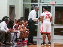 Boys Basketball: Whiteville vs. Kestrel Heights (Feb 28,  2017)