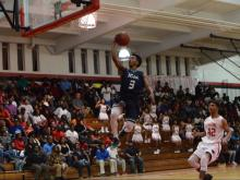 Boys Basketball: Leesville Road vs. Seventy-First (Feb. 28, 2017