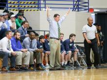 Boys Basketball: Leesville Road vs. South Central (Mar 4,  2017)