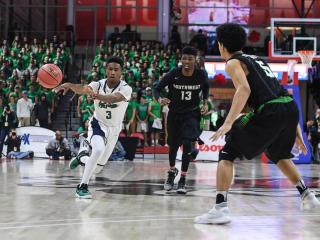 4A Boys Basketball State Championship: Leesville Road vs. Southw