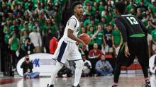 IMAGES: Boys Basketball: Leesville Road vs. Southwest Guilford (Mar. 11, 2017)