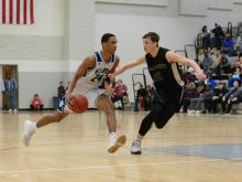 Boys Basketball: Ravenscroft vs. Millbrook (Jan. 13, 2018)