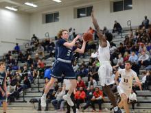 Boys Basketball: Leesville Road vs. South Central (Jan. 13, 2018