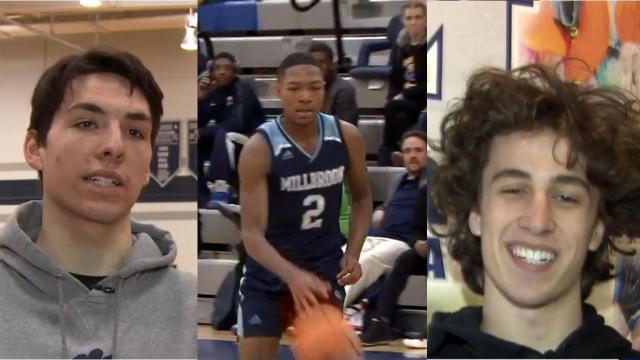 Three Millbrook basketball players earn McDonald's All-American nominations :: WRALSportsFan.com