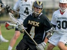 BLAX: Apex vs. Middle Creek (Apr. 28, 2014)