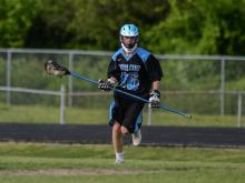 Boys Lacrosse: Panther Creek vs. Millbrook (May 6, 2015)