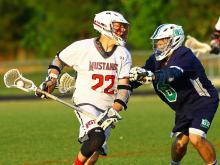 Boys Lacrosse: Leesville Road vs. Middle Creek (May 15, 2015)