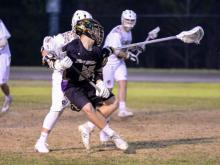 Boys Lacrosse: Grayslake North vs Holly Springs (March 29, 2017)