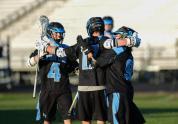 Boys Lacrosse: Panther Creek vs. Millbrook (May 2, 2017)