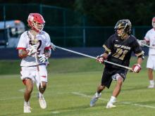 BLAX: Holly Springs vs Middle Creek (May 5, 2017)