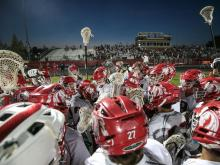 Boys Lacrosse: Cardinal Gibbons vs. Middle Creek (May 16, 2017)