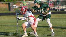 IMAGES: Boys Lacrosse: Cardinal Gibbons vs. Middle Creek (May 16, 2017)
